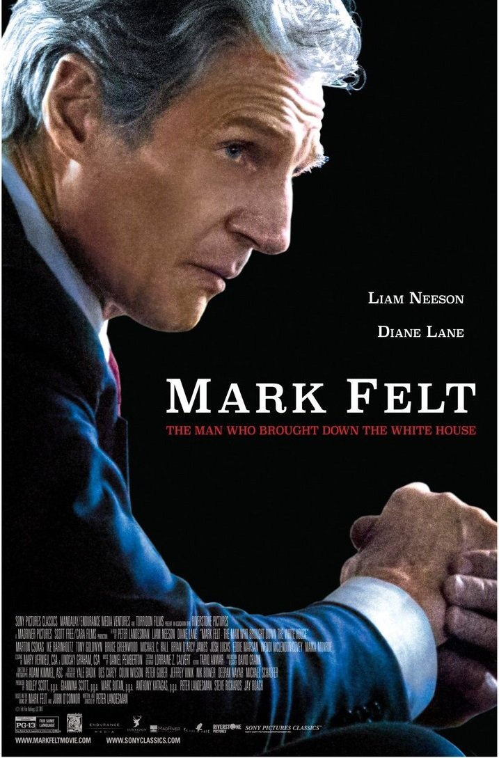 Mark Felt: The Man Who Brought Down the White House kapak