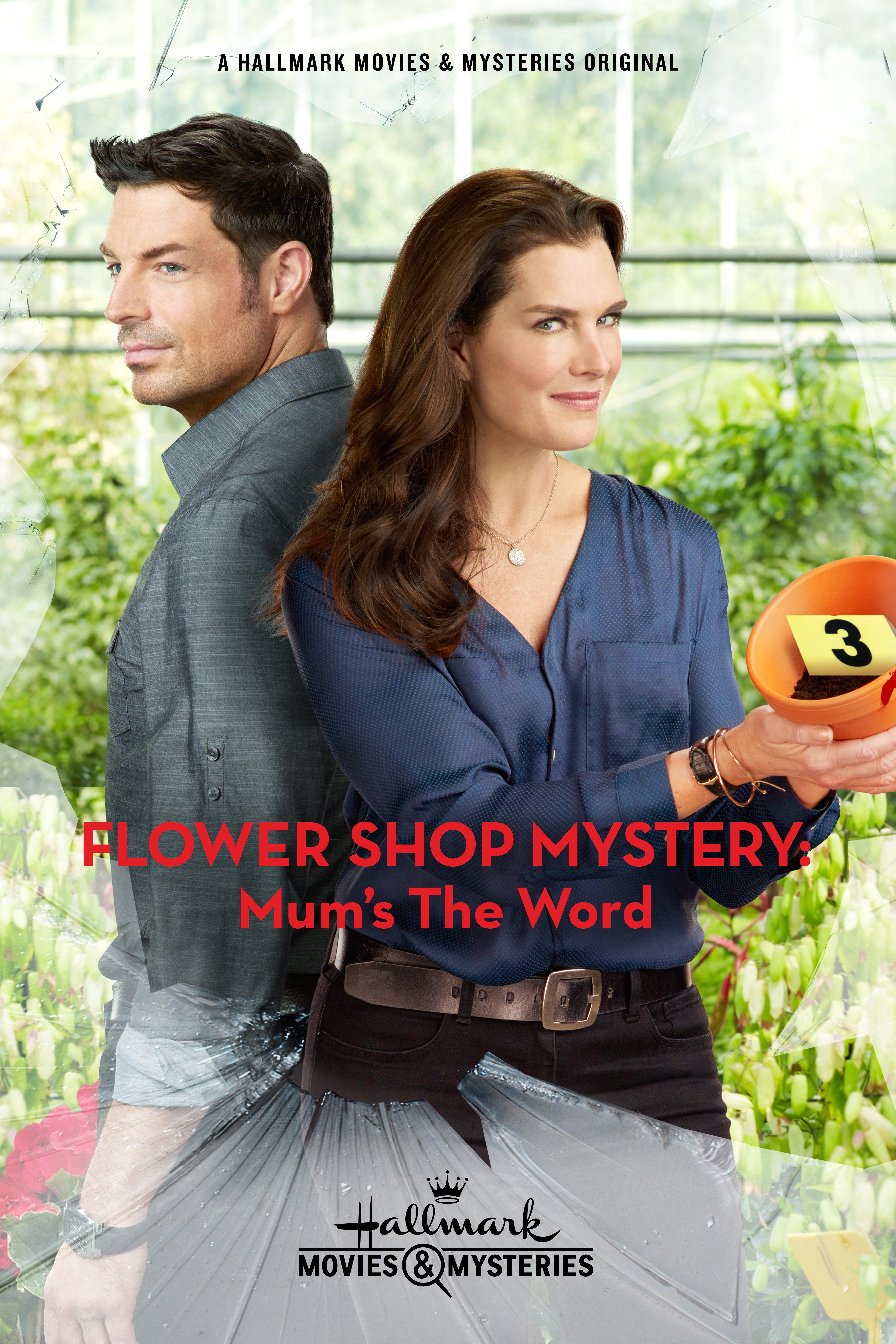 Flower Shop Mystery: Mum's the Word kapak