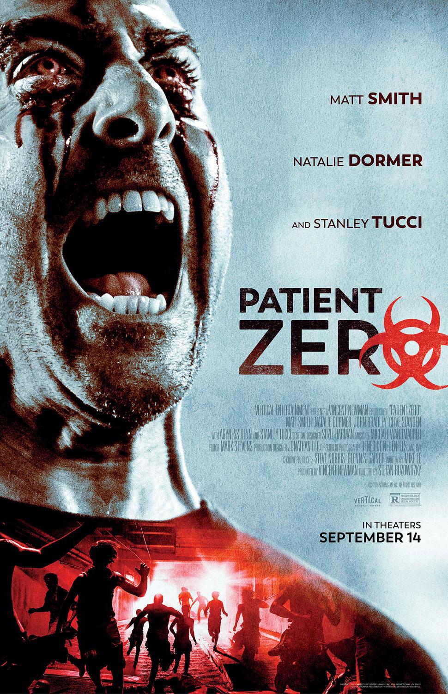 Patient Zero kapak