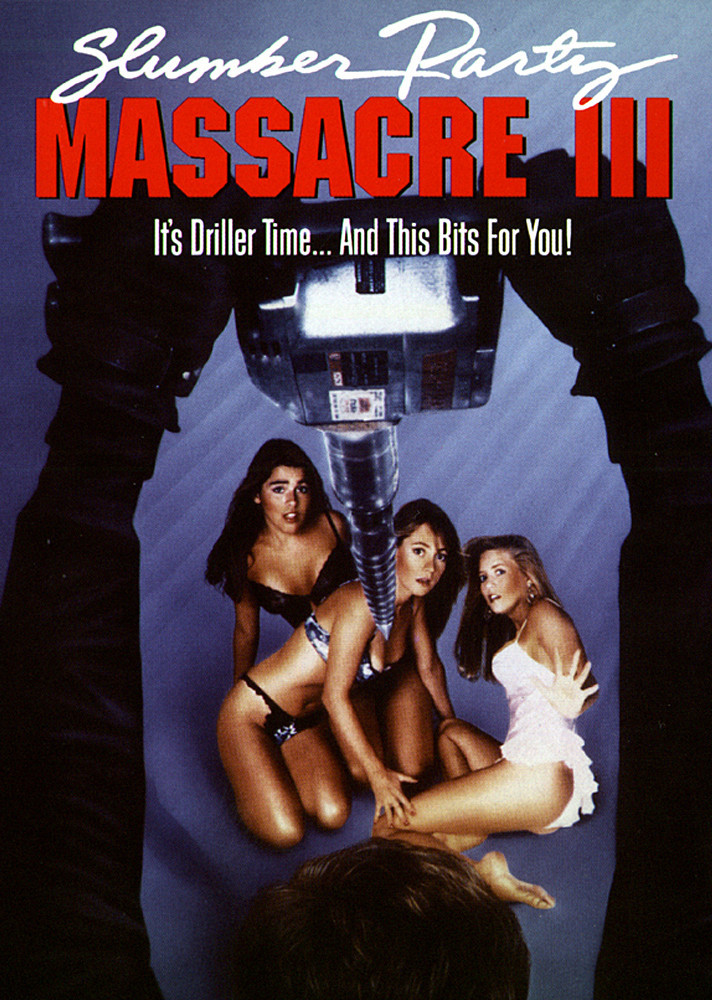 Slumber Party Massacre III kapak