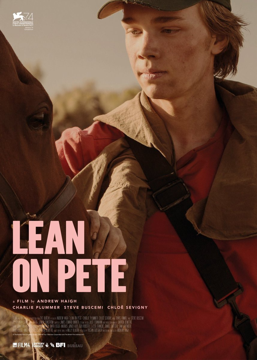 Lean on Pete kapak