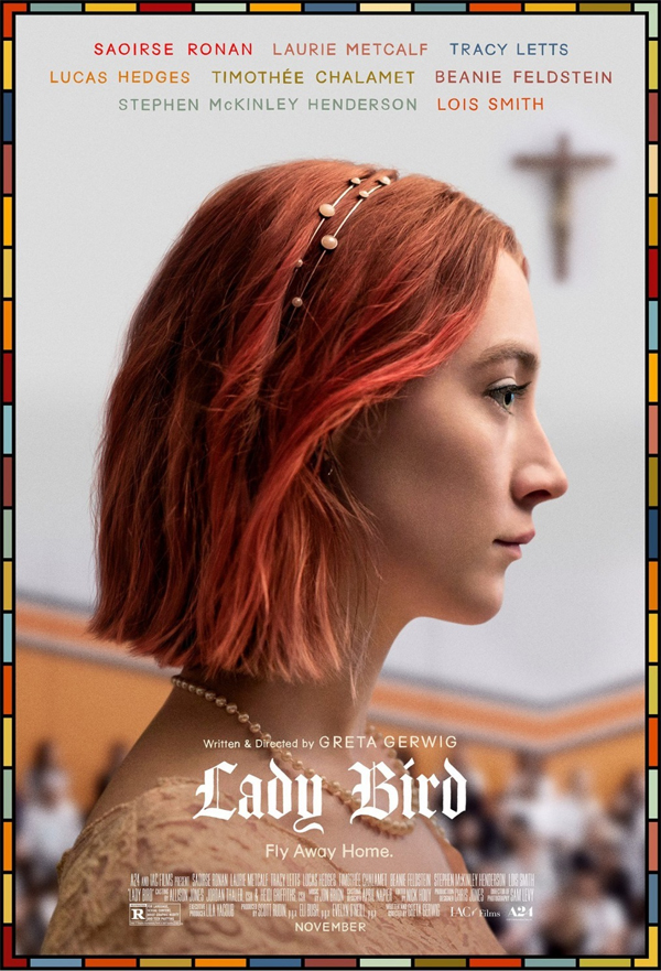 Lady Bird kapak