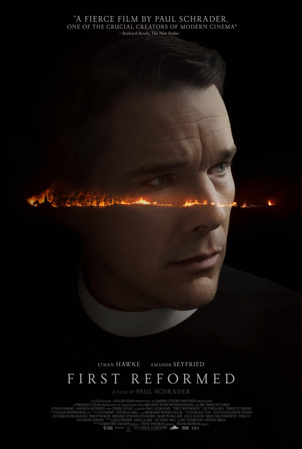 First Reformed kapak