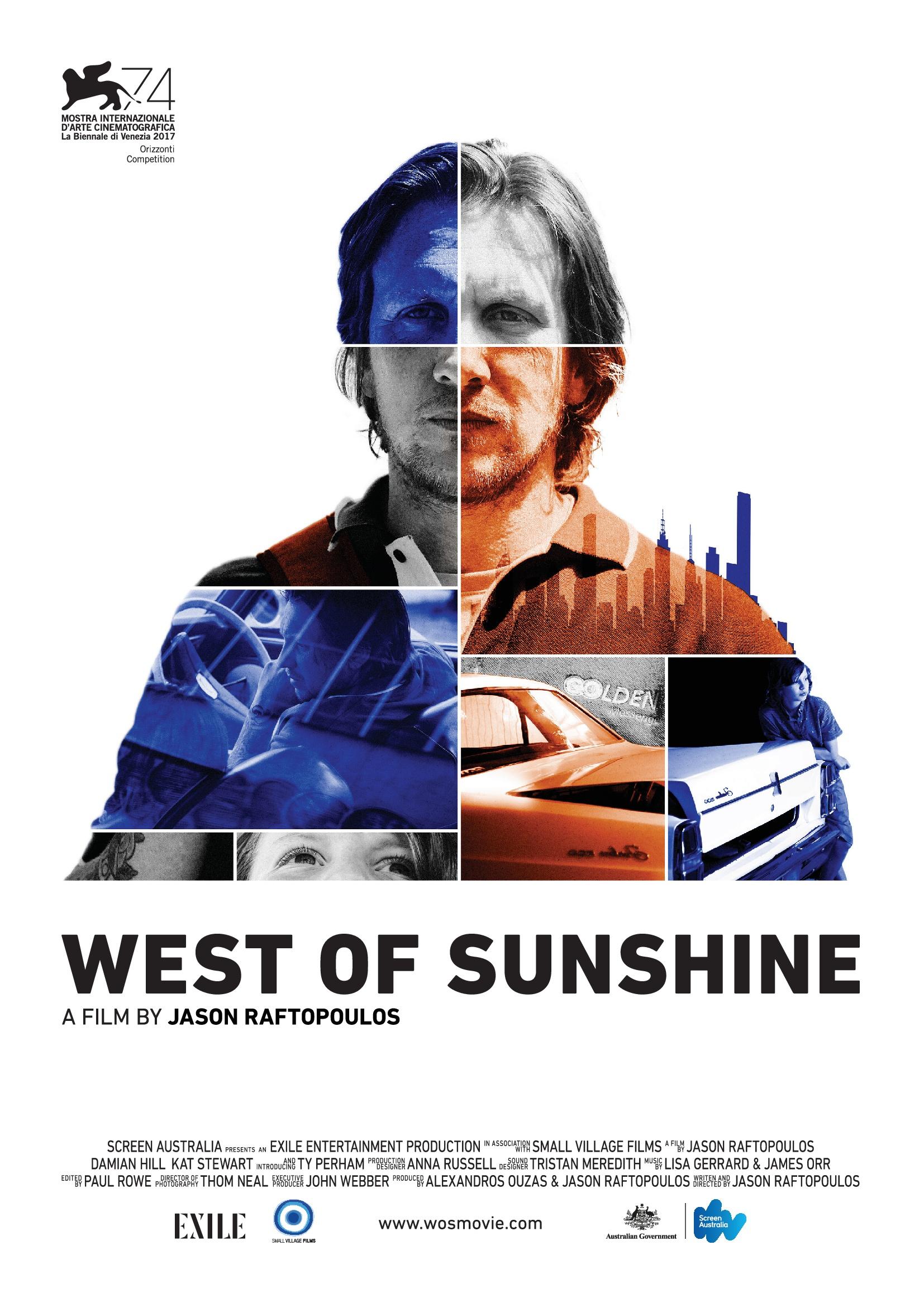 West of Sunshine kapak