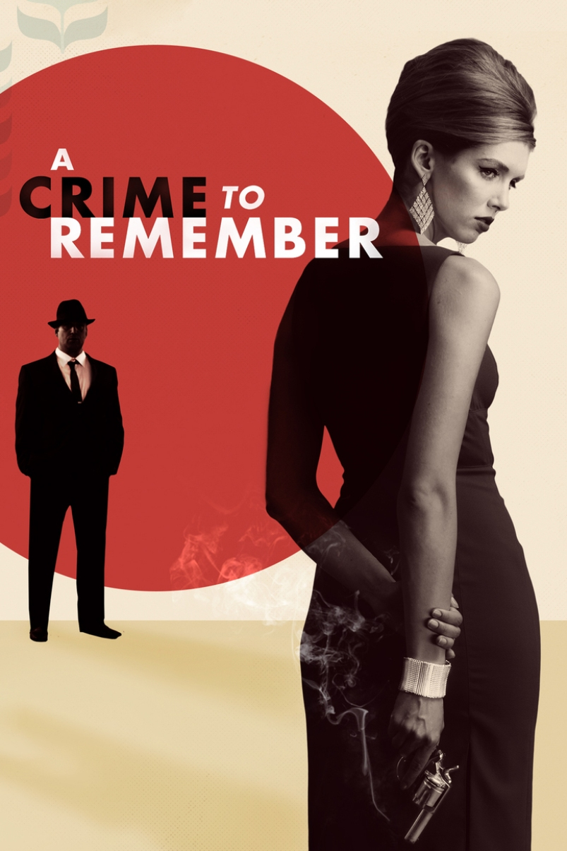 A Crime to Remember kapak