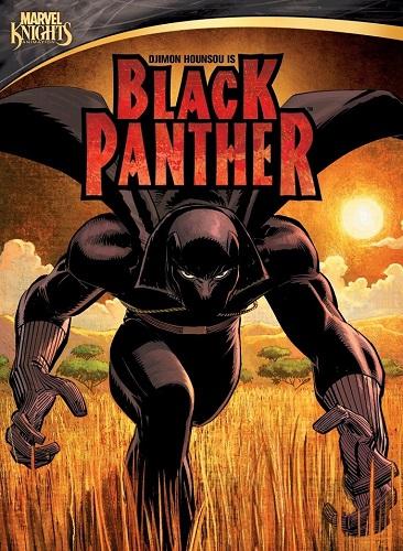 Black Panther kapak