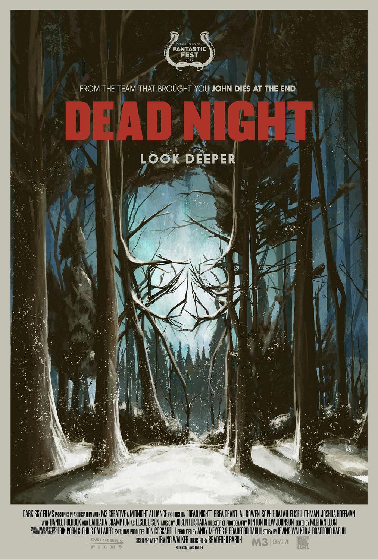Dead Night kapak