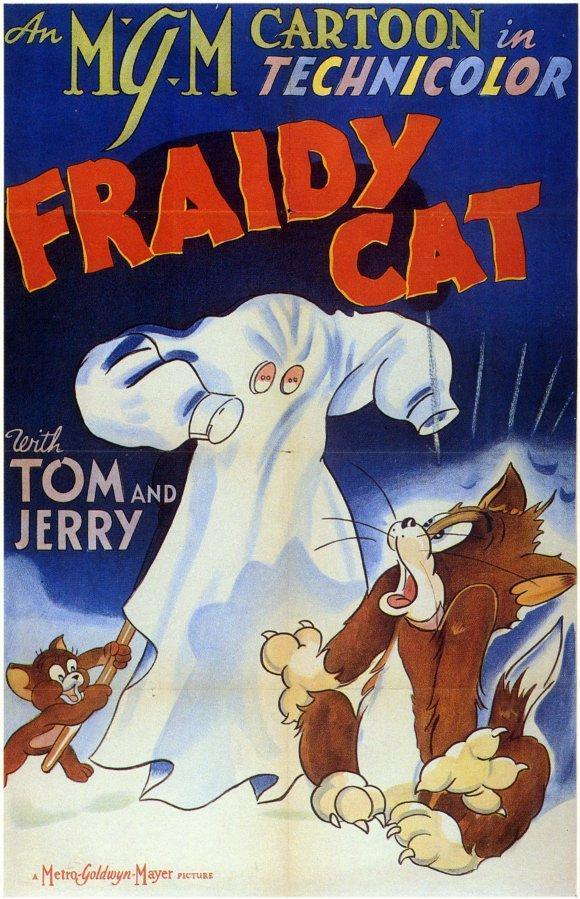Fraidy Cat kapak