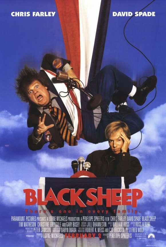 Black Sheep kapak