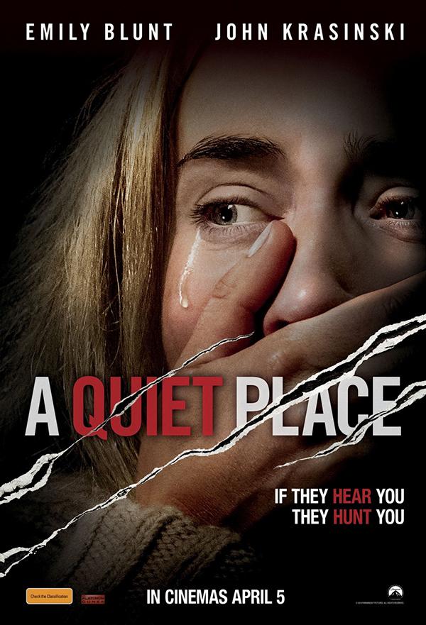 A Quiet Place kapak