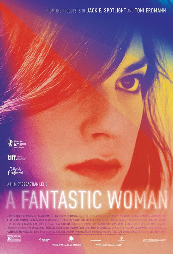 A Fantastic Woman kapak
