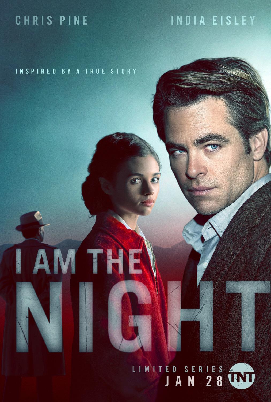 I Am the Night kapak