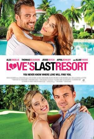 Love's Last Resort kapak