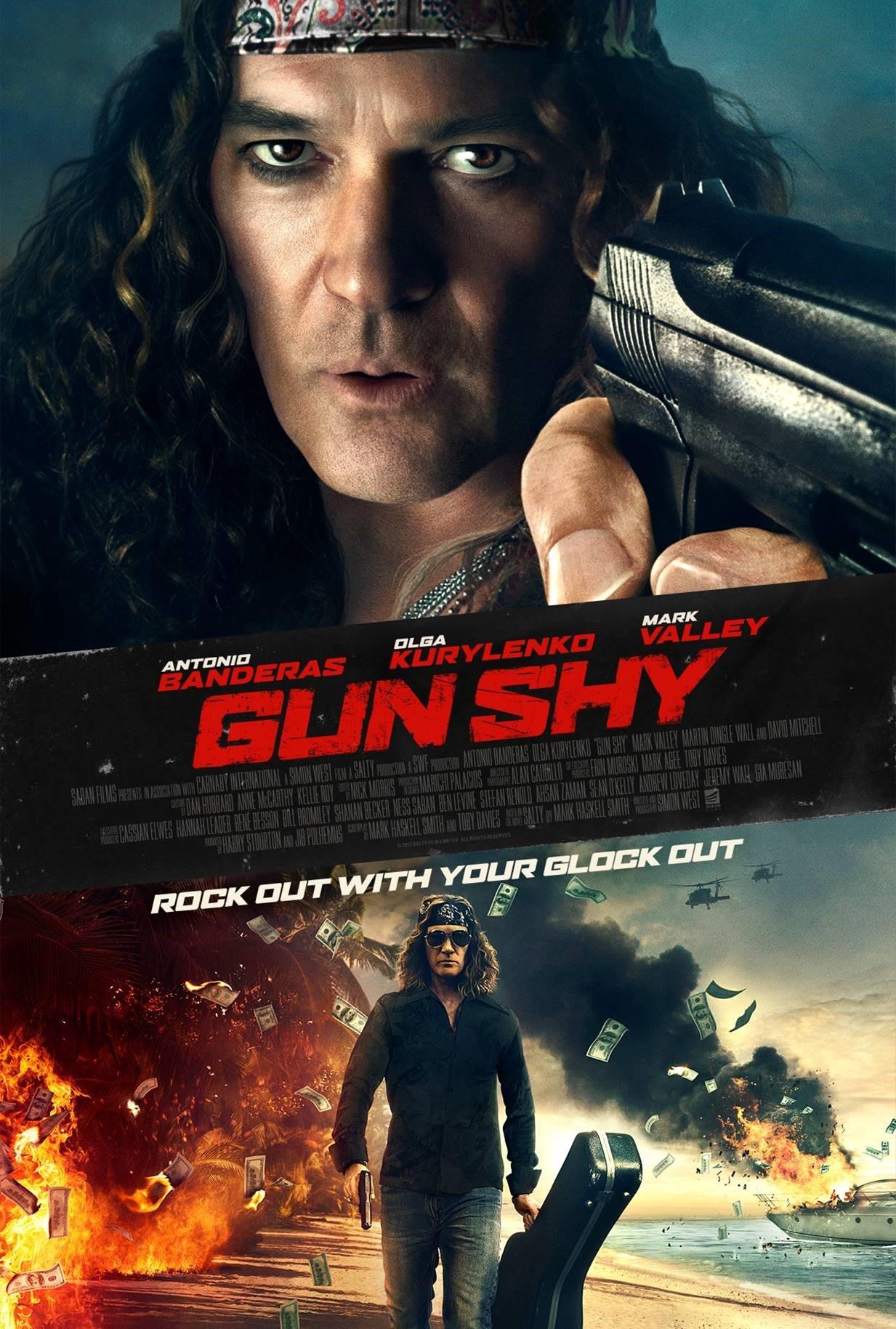 Gun Shy kapak