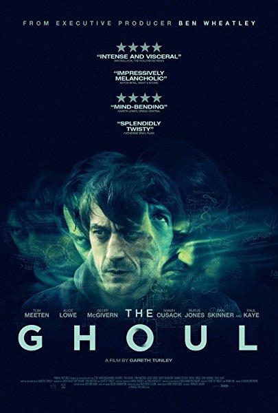 The Ghoul kapak