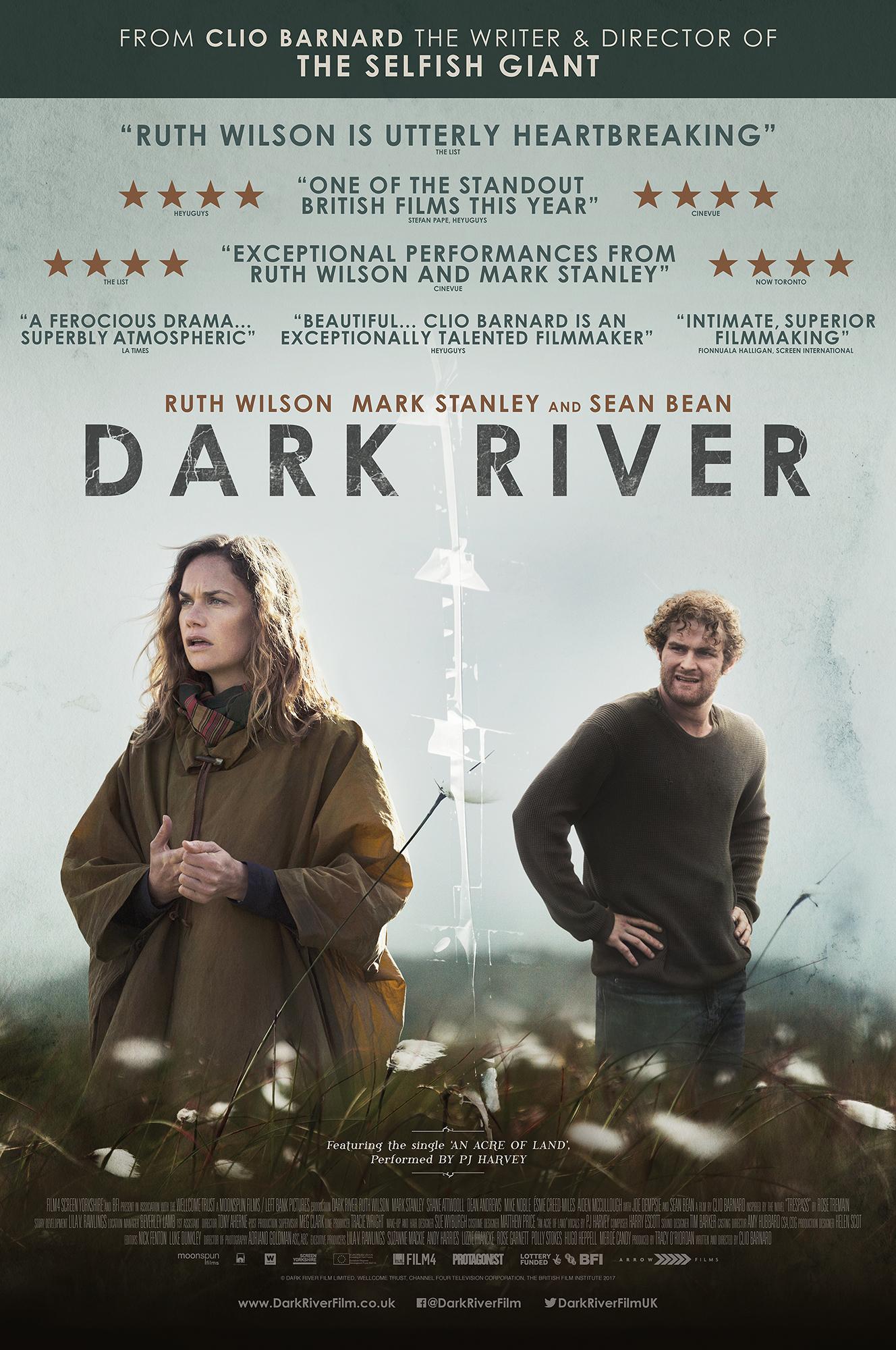 Dark River kapak