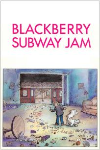Blackberry Subway Jam kapak