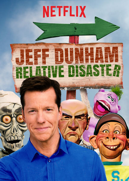 Jeff Dunham: Relative Disaster kapak
