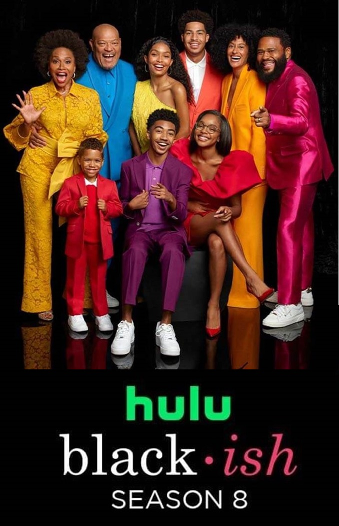 Black-ish kapak