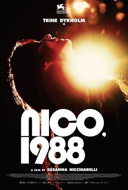 Nico, 1988 kapak