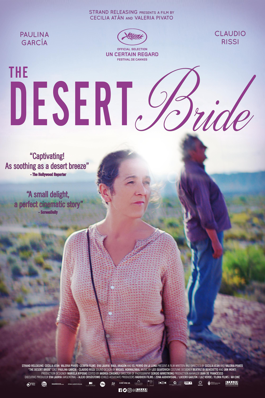 The Desert Bride kapak