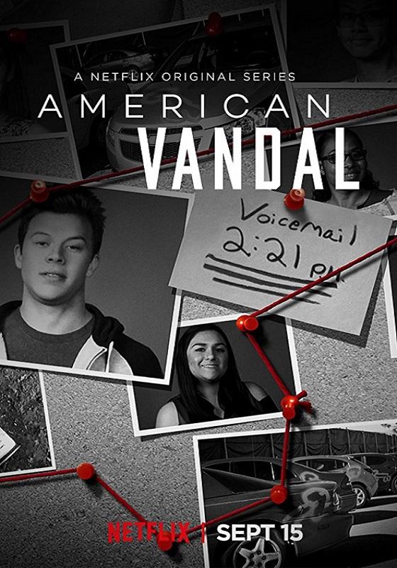 American Vandal kapak