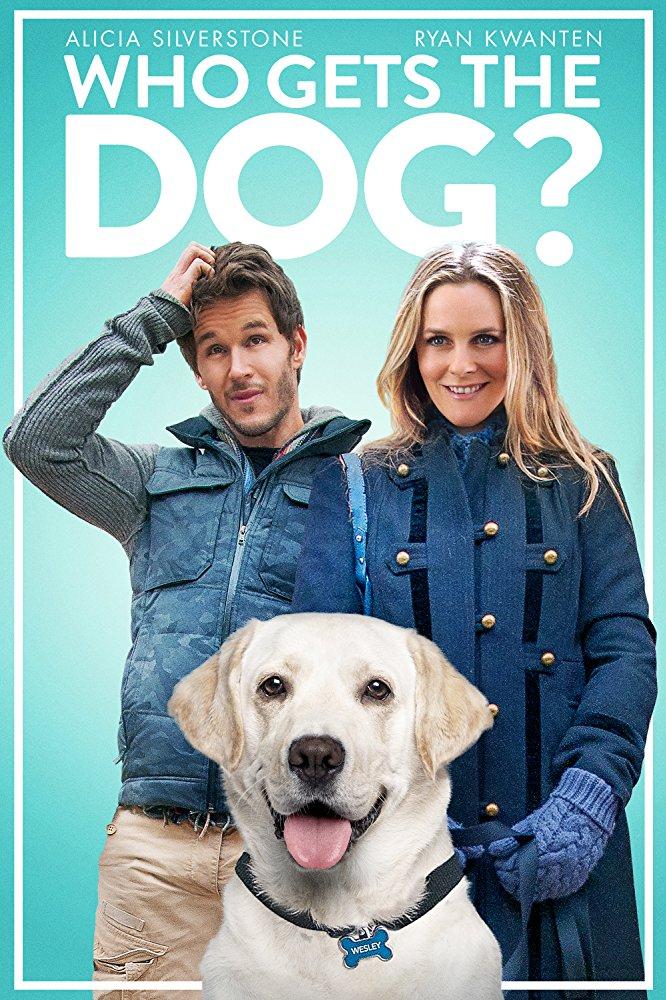 Who Gets the Dog? kapak