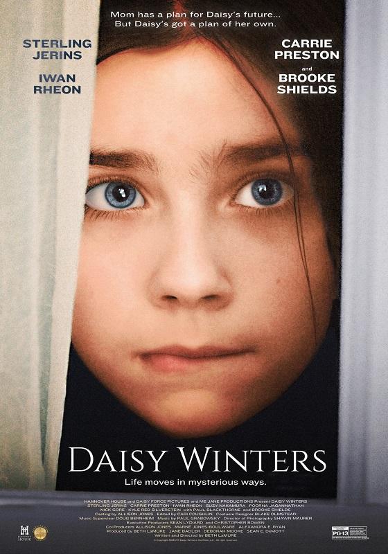 Daisy Winters kapak