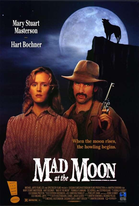 Mad at the Moon kapak