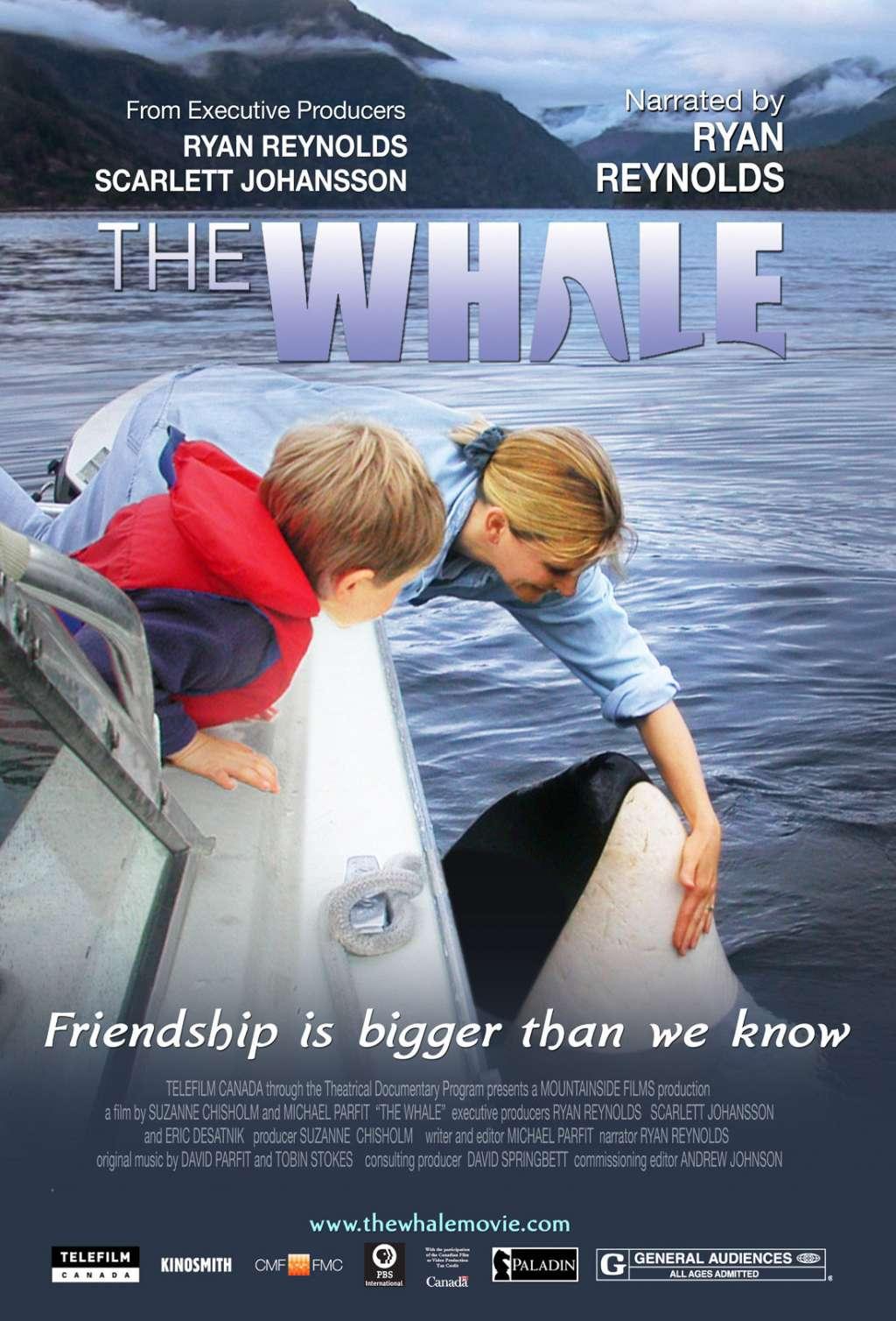 The Whale kapak