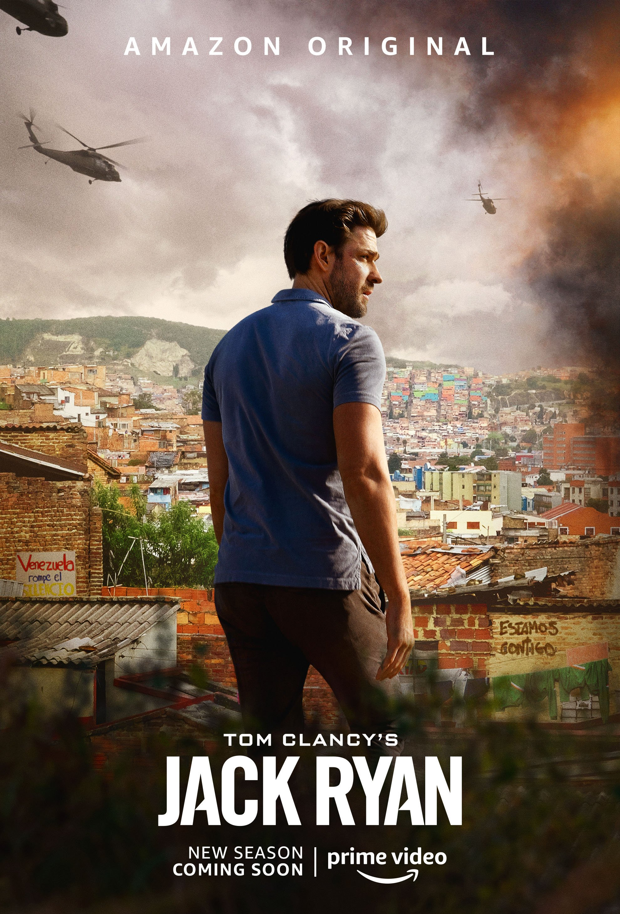 Tom Clancy's Jack Ryan kapak