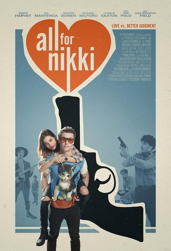 All for Nikki kapak