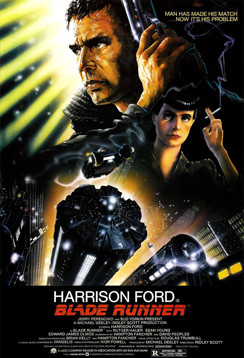 Blade Runner kapak