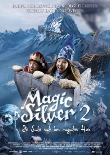 Magic Silver II kapak