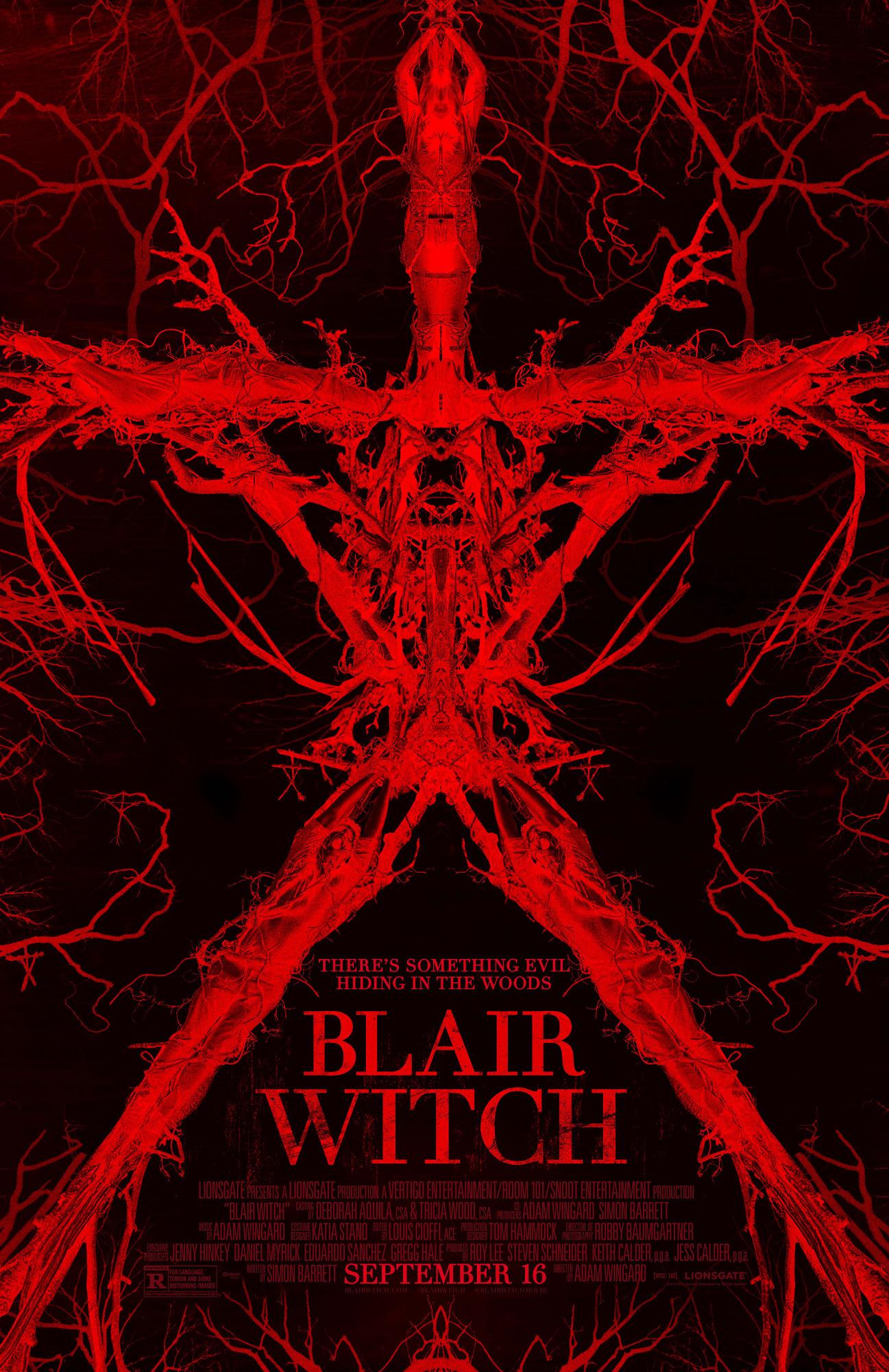 Blair Witch kapak
