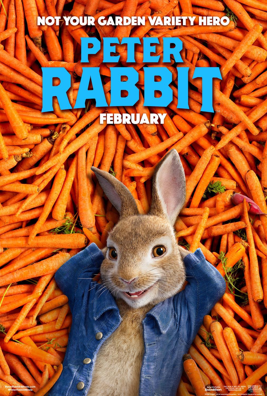 Peter Rabbit kapak