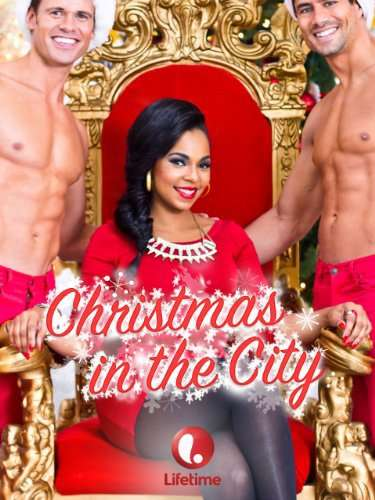Christmas in the City kapak