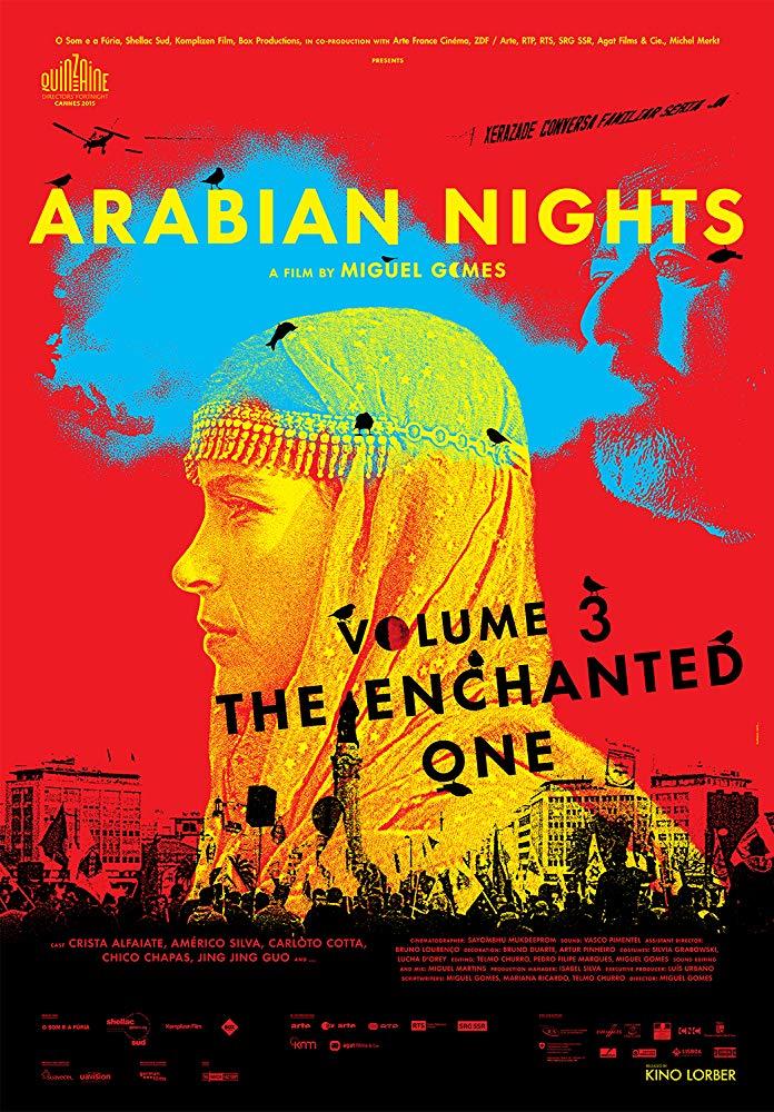 Arabian Nights: Volume 3 - The Enchanted One kapak