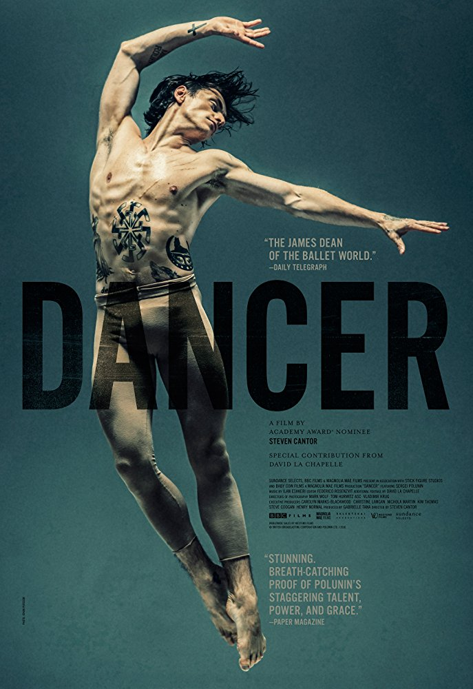Dancer kapak