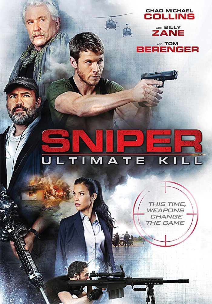 Sniper: Ultimate Kill kapak