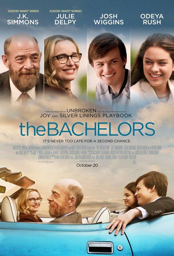 The Bachelors kapak