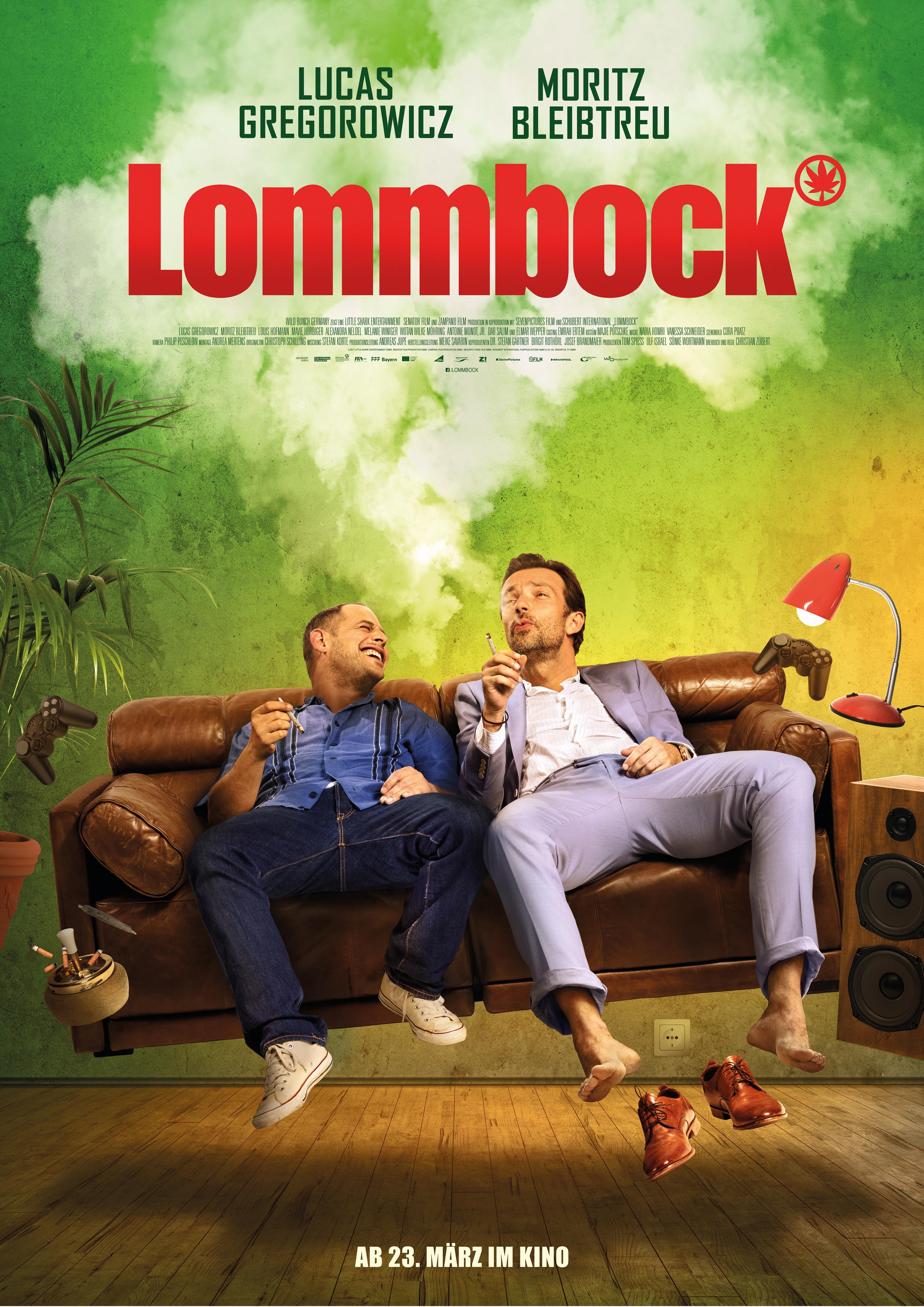 Lommbock kapak