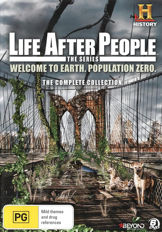 Life After People kapak