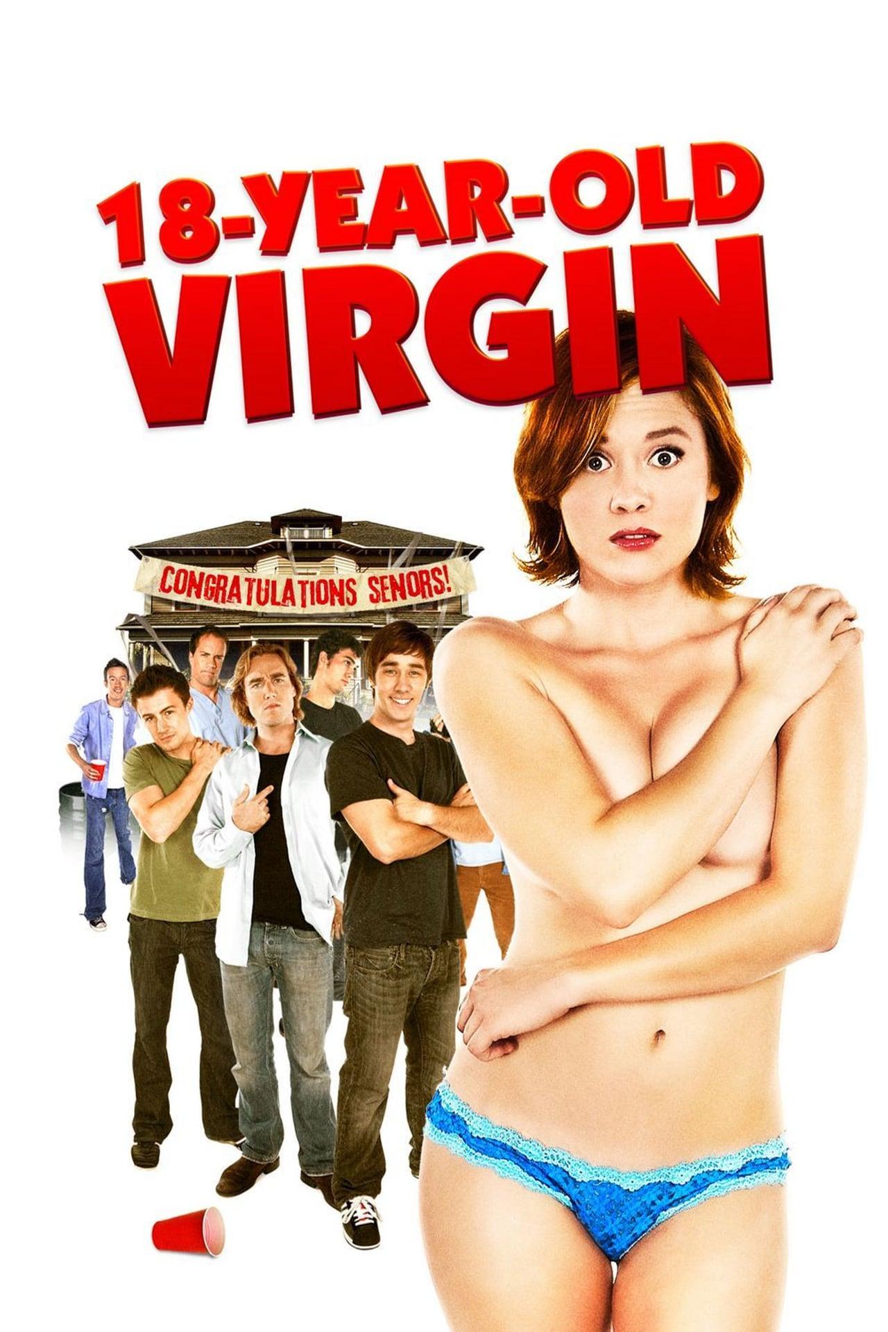 18-Year-Old Virgin kapak