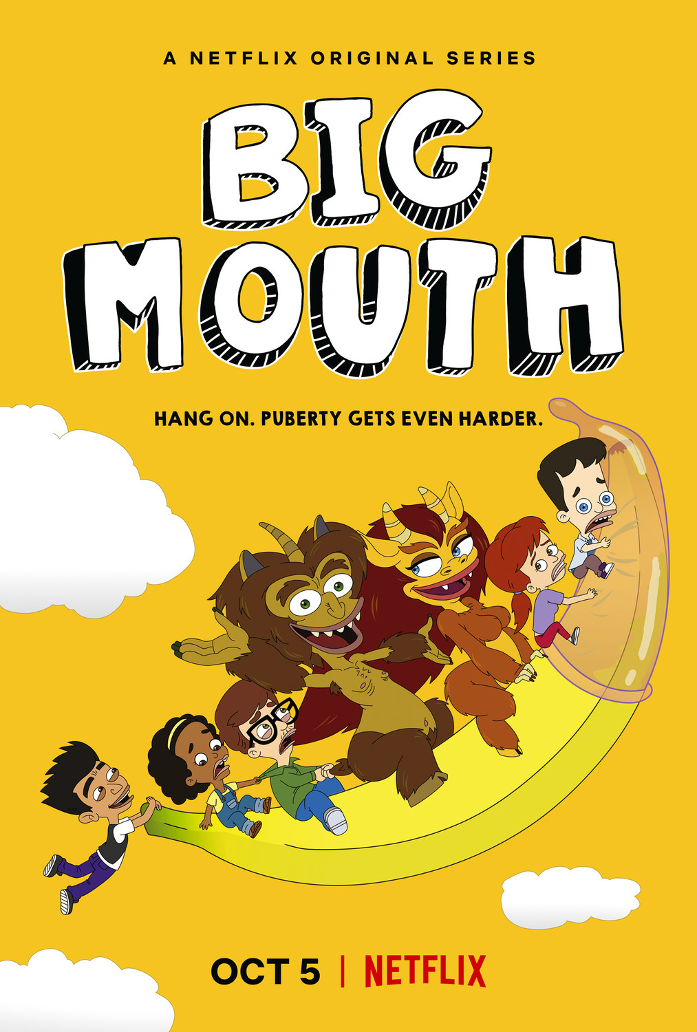 Big Mouth kapak