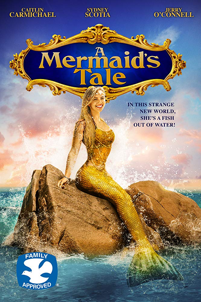 A Mermaid's Tale kapak