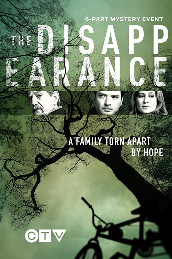The Disappearance kapak