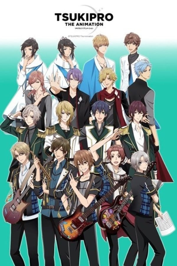 Tsukipro The Animation kapak