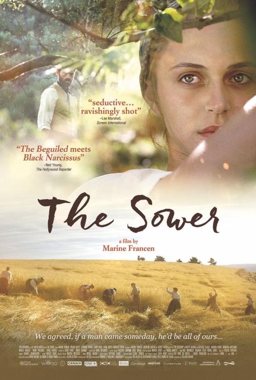 The Sower kapak