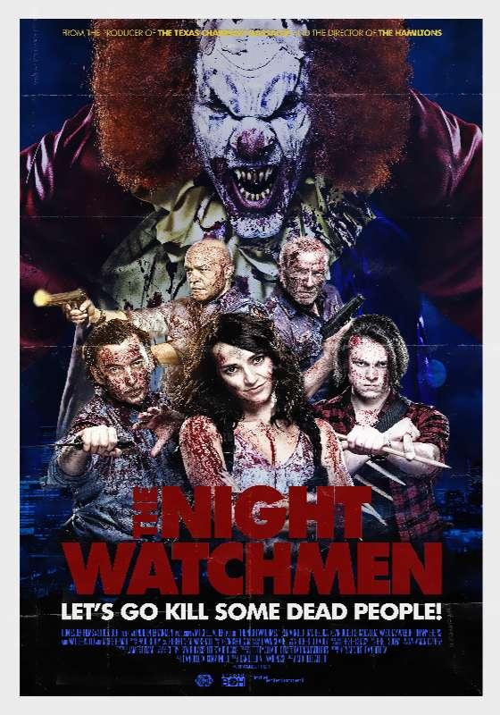 The Night Watchmen kapak